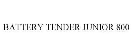 BATTERY TENDER JUNIOR 800