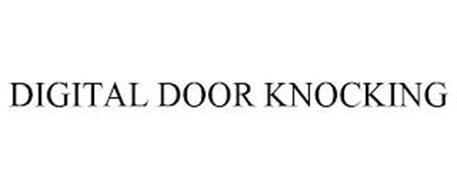 DIGITAL DOOR KNOCKING
