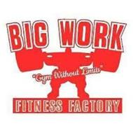 BIG WORK FITNESS FACTORY