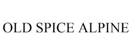 OLD SPICE ALPINE
