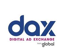 DAX DIGITAL AD EXCHANGE FROM GLOBAL