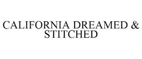 CALIFORNIA DREAMED & STITCHED