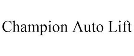 CHAMPION AUTO LIFT