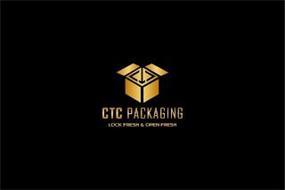 CTC PACKAGING LOCK FRESH & OPEN FRESH