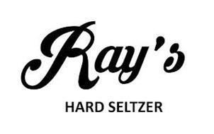 RAY'S HARD SELTZER