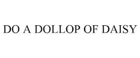 DO A DOLLOP OF DAISY