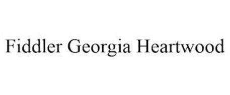 FIDDLER GEORGIA HEARTWOOD