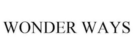 WONDER WAYS