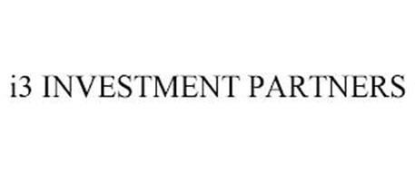 I3 INVESTMENT PARTNERS