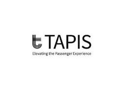 T TAPIS ELEVATING THE PASSENGER EXPERIENCE