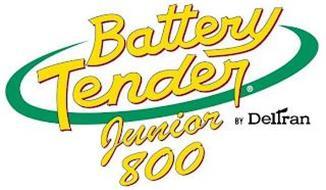 BATTERY TENDER JUNIOR 800 BY DELTRAN