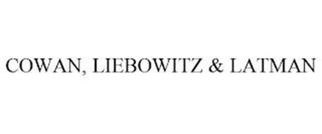 COWAN, LIEBOWITZ & LATMAN