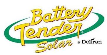 BATTERY TENDER SOLAR BY DELTRAN