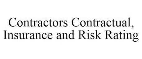 CONTRACTORS CONTRACTUAL, INSURANCE AND RISK RATING