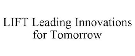 LIFT LEADING INNOVATIONS FOR TOMORROW
