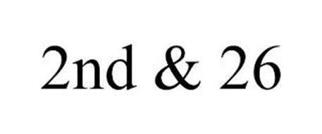 2ND & 26