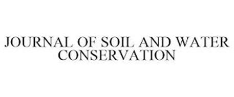 JOURNAL OF SOIL AND WATER CONSERVATION