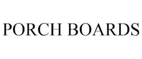 PORCH BOARDS