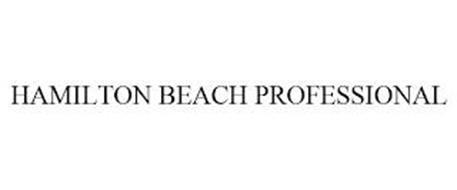 HAMILTON BEACH PROFESSIONAL