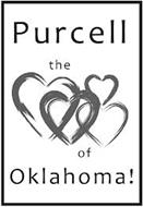 PURCELL THE OF OKLAHOMA!