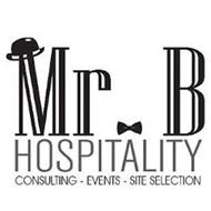 MR. B HOSPITALITY CONSULTING - EVENTS - SITE SELECTION