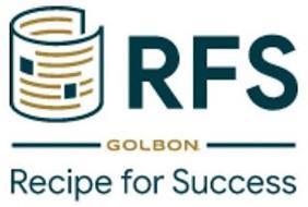RFS GOLBON RECIPE FOR SUCCESS