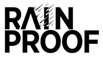 RAIN PROOF