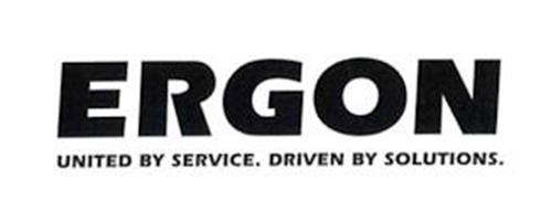 ERGON UNITED BY SERVICE. DRIVEN BY SOLUTIONS.
