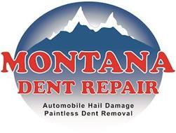 MONTANA DENT REPAIR AUTOMOBILE HAIL DAMAGE PAINTLESS DENT REMOVAL