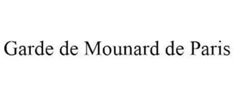 GARDE DE MOUNARD DE PARIS