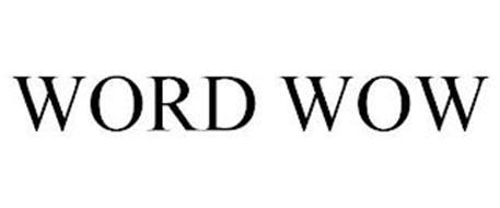 WORD WOW