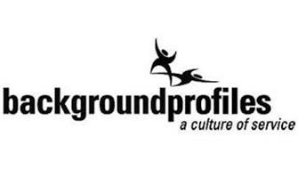 BACKGROUNDPROFILES A CULTURE OF SERVICE