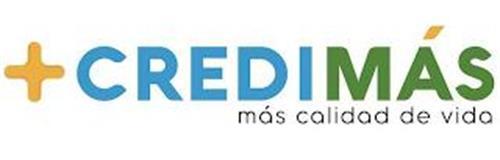 + CREDIMÁS MÁS CALIDAD DE VIDA