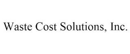 WASTE COST SOLUTIONS, INC.