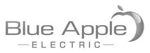 BLUE APPLE - ELECTRIC -