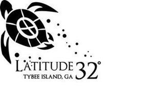 LATITUDE 32° TYBEE ISLAND, GA