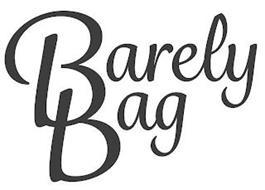 BARELY BAG