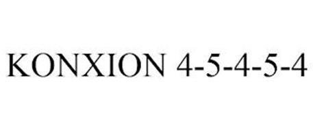 KONXION 4-5-4-5-4