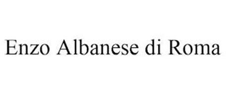 ENZO ALBANESE DI ROMA
