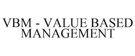 VBM - VALUE BASED MANAGEMENT