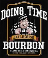 DOING TIME BOURBON JAILHOUSE GUNNER CLEARFIELD, PENNSYLVANIA DOING TIME, LLC DISTILLERY