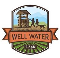 WELL WATER 7.5 PH