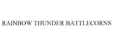 RAINBOW THUNDER BATTLECORNS