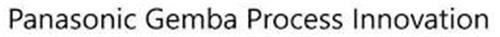 PANASONIC GEMBA PROCESS INNOVATION