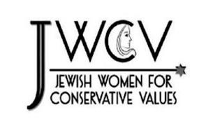 JWCV JEWISH WOMEN FOR CONSERVATIVE VALUES
