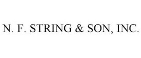 N. F. STRING & SON, INC.