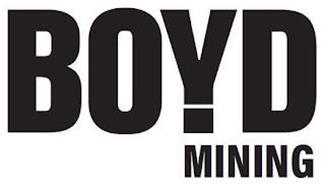 BOYD MINING