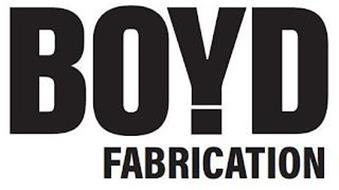BOYD FABRICATION