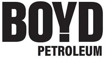 BOYD PETROLEUM