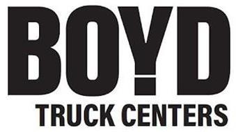 BOYD TRUCK CENTERS